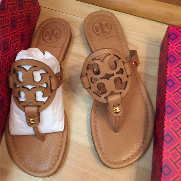 587983070b2a New Tory burch miller New in box Tory Burch Shoes Sandals