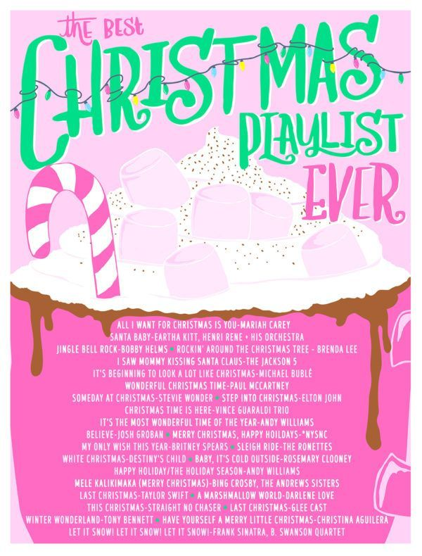 the best christmas playlist ever whats your fave christmas song studio diy - Best Christmas Song Ever