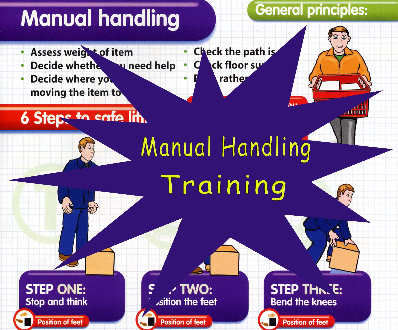 Manual Handling Training Manual Handling Safety Slogans Manual