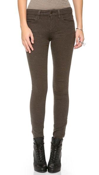 Joe's Jeans Exposed Zip Skinny Pants $118.80