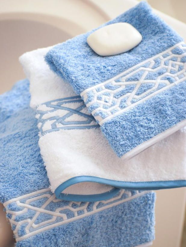 Pin On Monogrammed Bath Towels Bath Linens