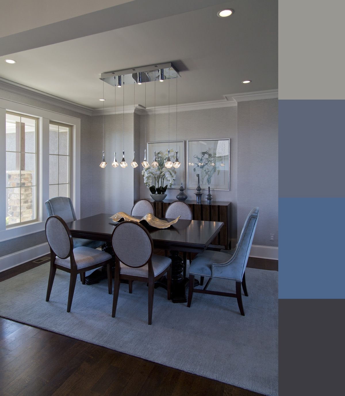 Calming Colors That Will Perfect Your Home: The Perfect Color Scheme For A Serene Home Design