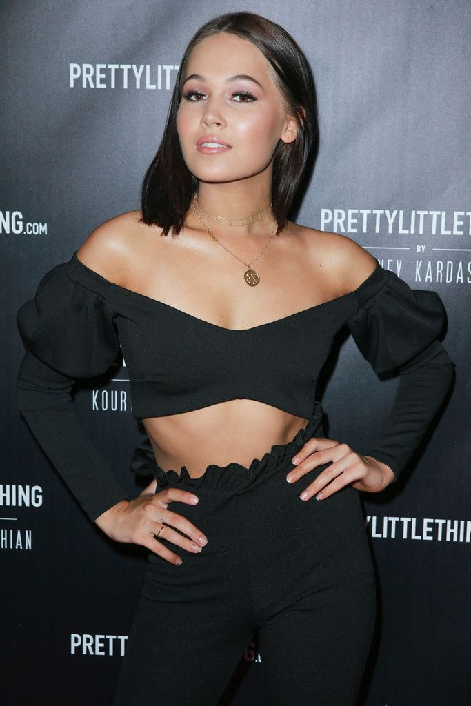 Photo of Kelli Berglund Photos Photos: PrettyLittleThingbBy Kourtney Kardashian Launch – Arrivals – Welcome to Blog