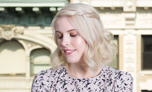 5 Hairstyle For Short Hairs in Summer