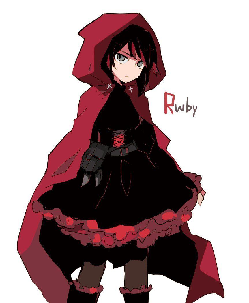 Pin by dalton wienert on rwby fan art rwby rwby anime - Rwby ruby rose fanart ...