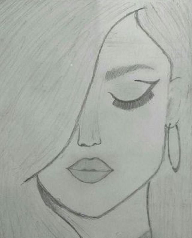 Pin By Moni Bances On Arte Art Drawings Simple Beauty Drawings Cool Art Drawings