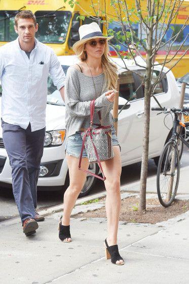 Jennifer Lawrence Has a Hot New Bodyguard