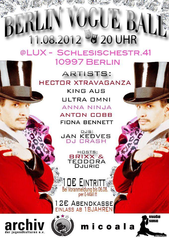 Berlin Vogue Ball