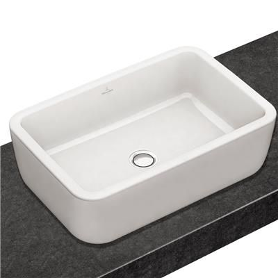 vasque poser rectangulaire en c ramique architectura. Black Bedroom Furniture Sets. Home Design Ideas