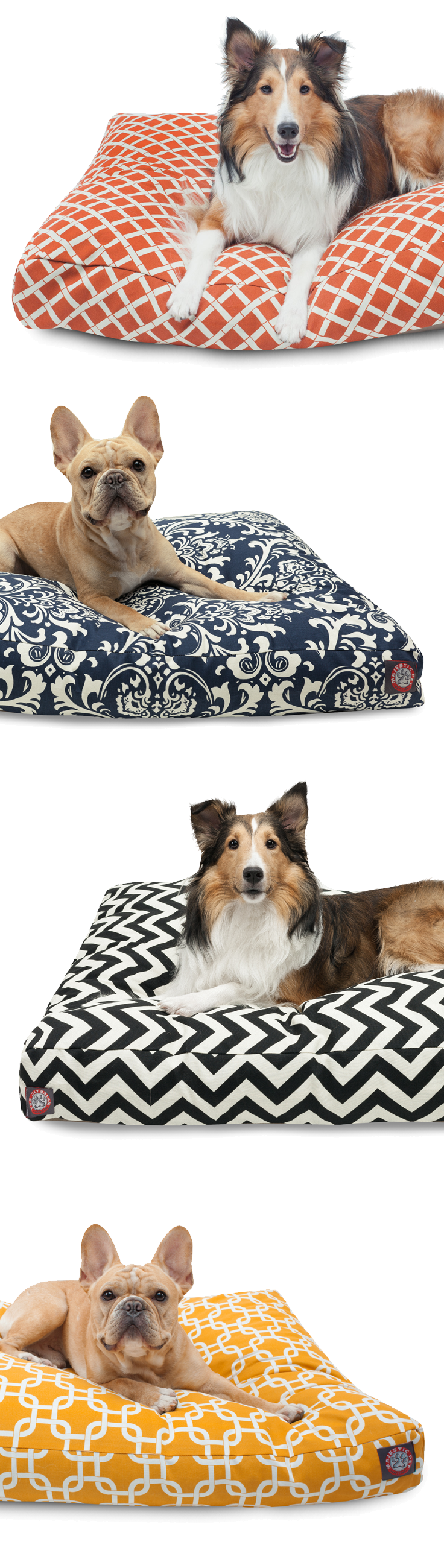 Make your pup's dreams come true with our Majestic beds