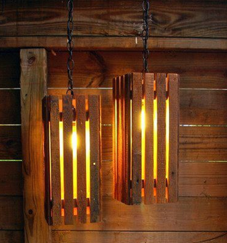 15 Creative Uses For Wood Pallets Simplemost In 2020 Pallet Light Diy Pallet Projects Wood Pallet Projects