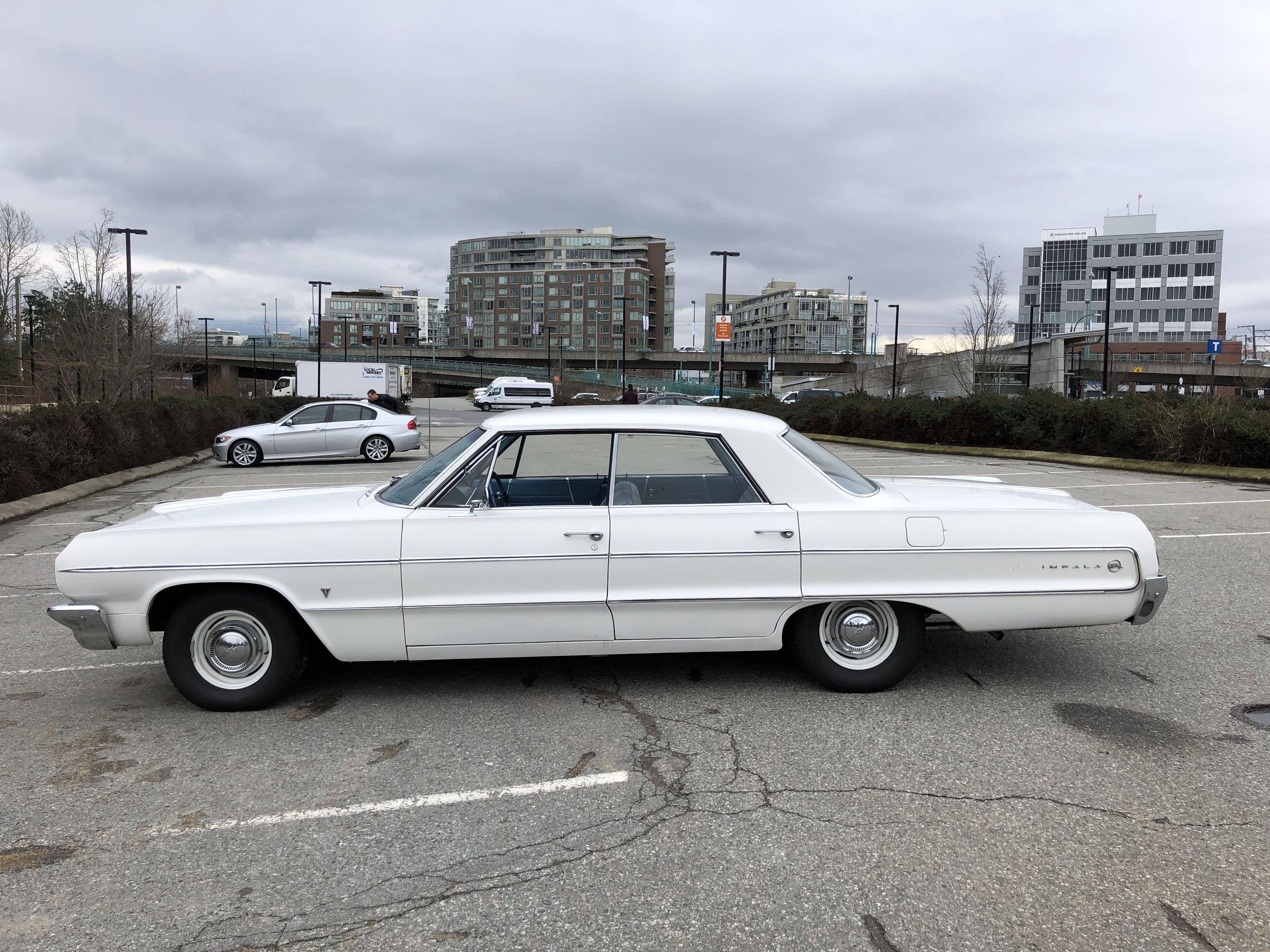 My 1964 Chevy Impala 4 Door 283 Em 2020