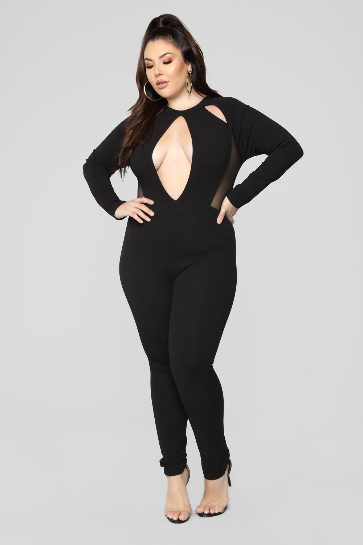 4ae4efa1af381 Natalie Alvarado Plus Size Romper