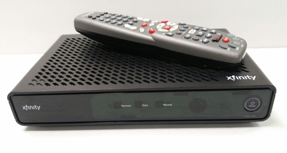 Xfinity comcast rng150n hdmi usb ethernet set box remote