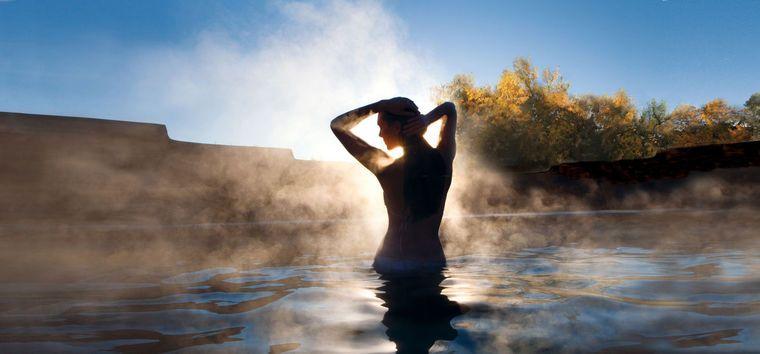 Getting in hot water(s) | Winterlife 2014