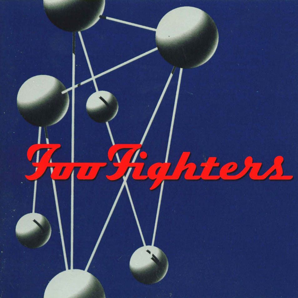 Foo Fighters The Colour And The Shape 1997 Nowplaying Foo Fighters Album Foo Fighters Foo Fighters Everlong