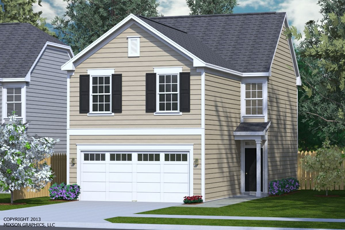 1473 sq ft 3 bedrooms 2 1/2 baths House plans, House