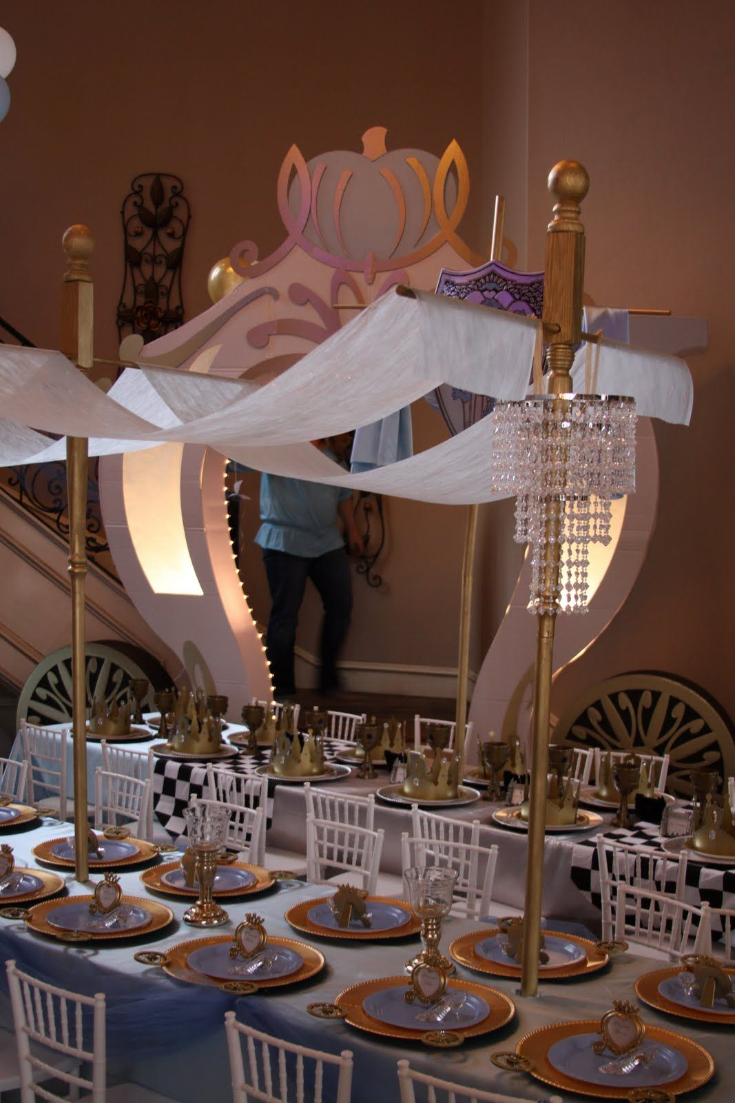 Royal ball party ideas pinterest royals princess for Ball decoration ideas