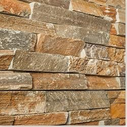 Builddirect Canyon Rust Quartzite Stone Siding Ledgestone