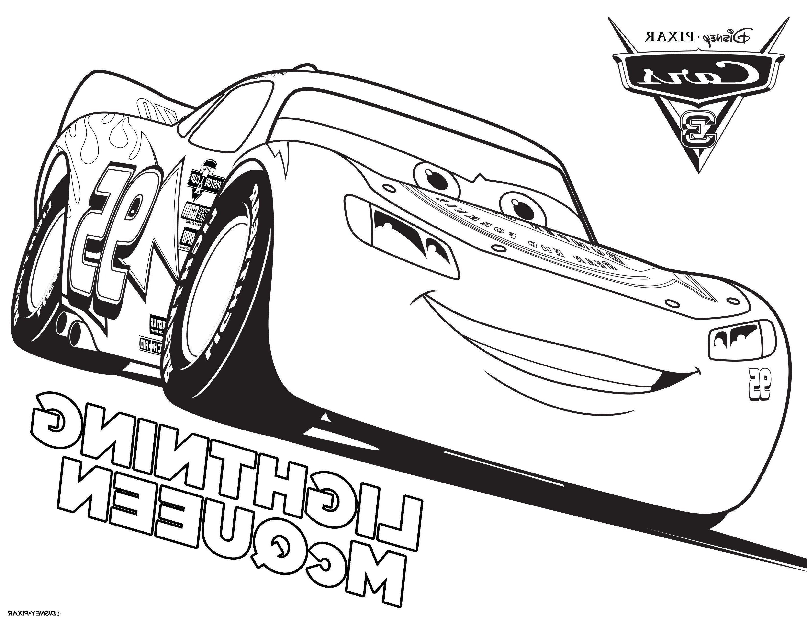 lightning mcqueen coloring pages beautiful malvorlage