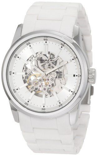 ba72a07a65c Kenneth Cole New York Men s KC9120 Automatic Silver Open Automatic Dial Watch  Kenneth Cole.  104.95