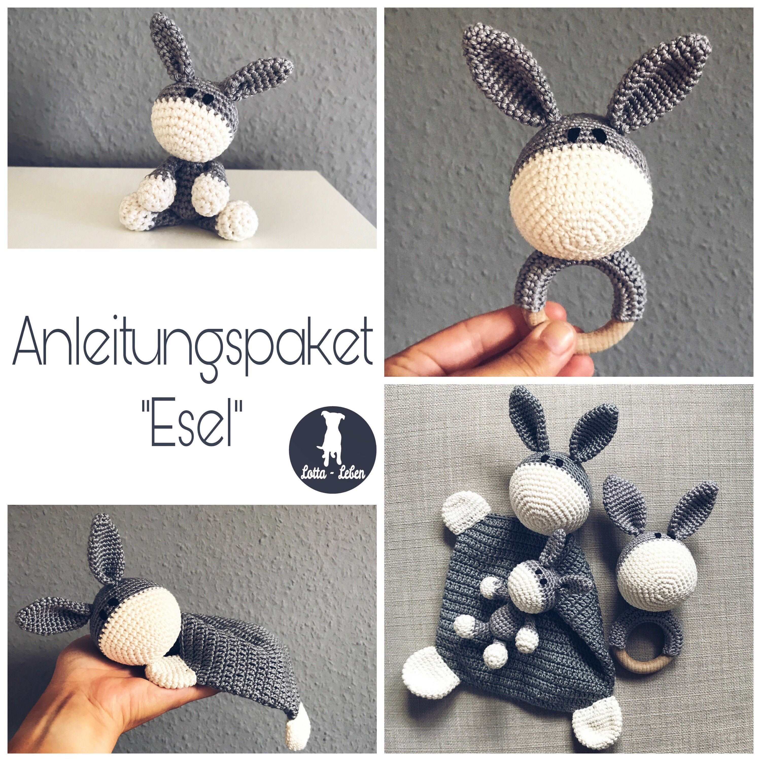 Photo of Anleitung Pack Esel