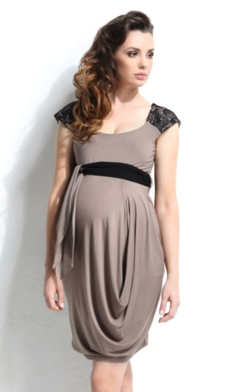 a7eca50940fc3 Calandra Maternity Dress by 9Fashion - OUT OF STOCK | the style file ...