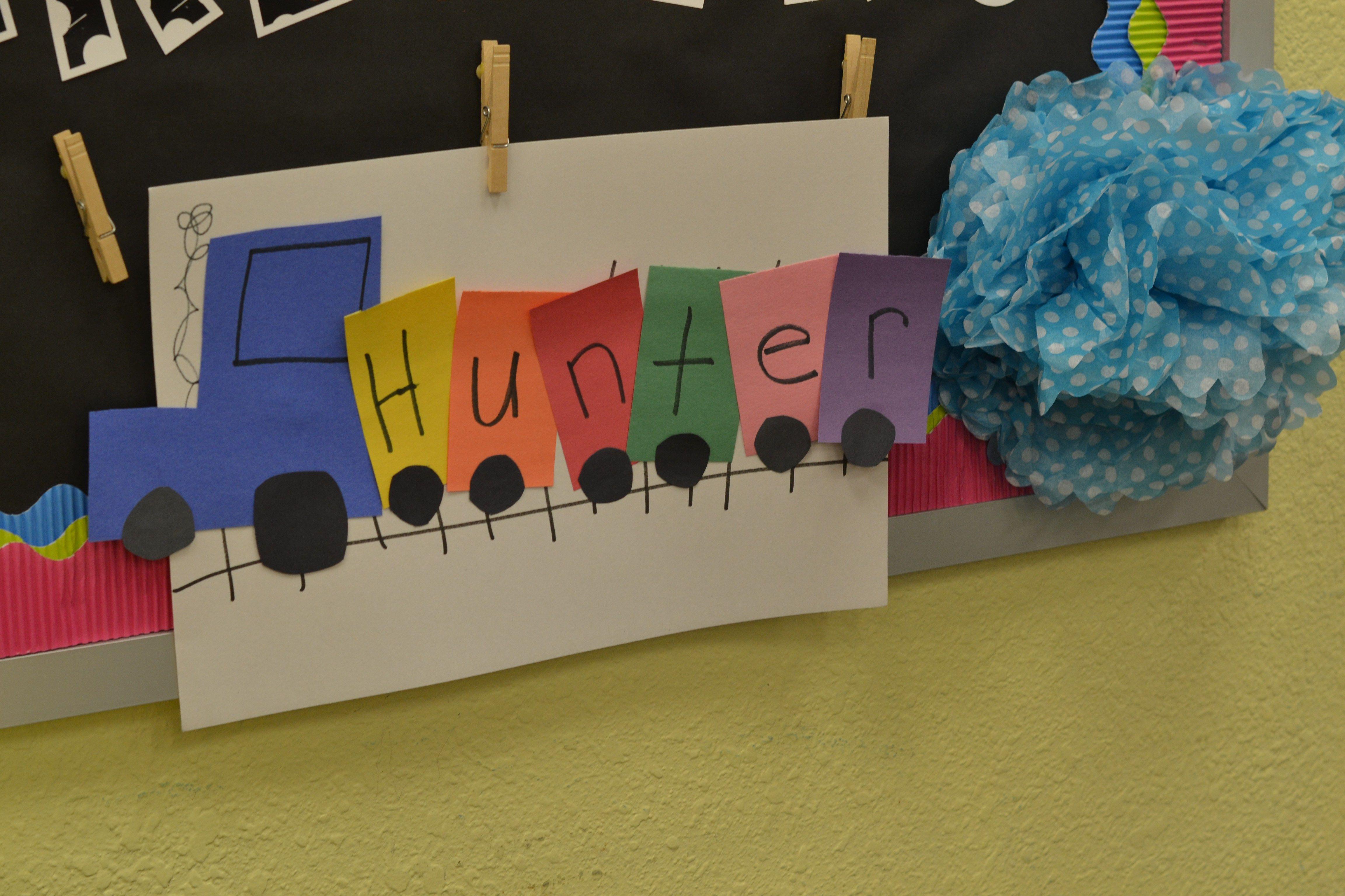 Kindergarten Transportation Unit