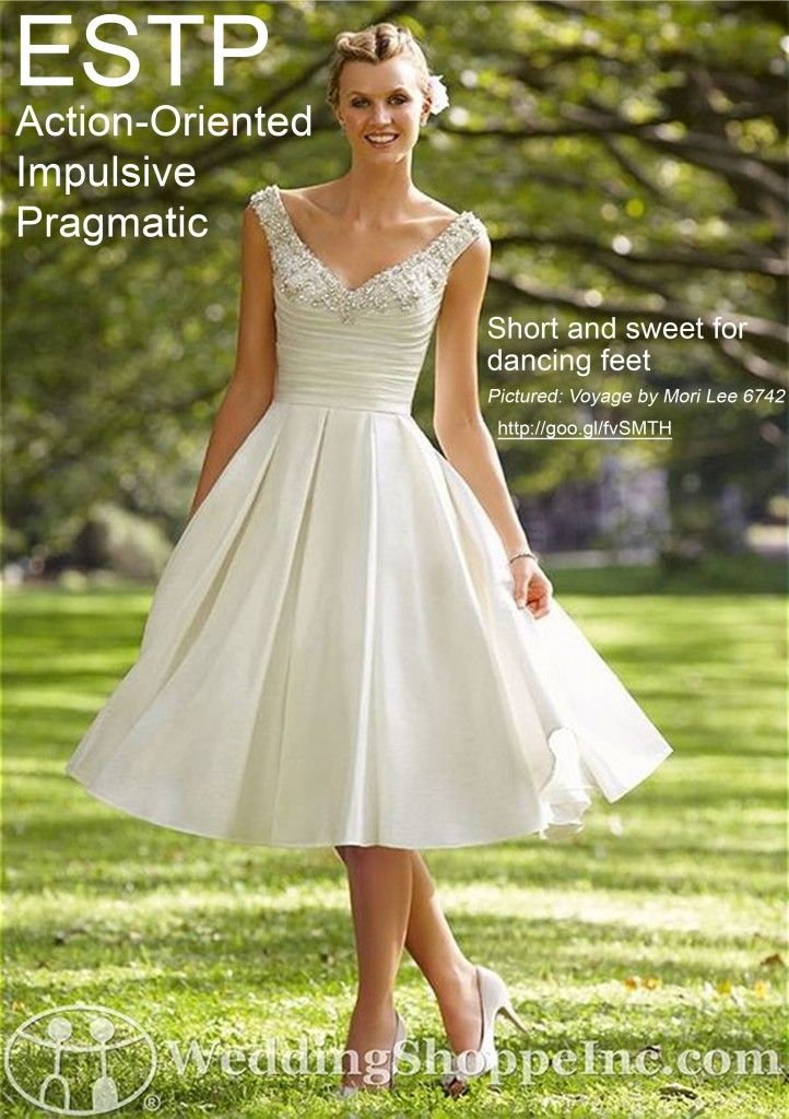 Bridal Style Wedding Dress Shopping By Personality Type