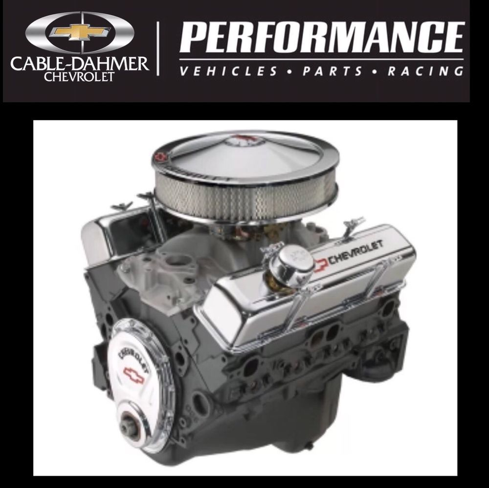 GM Performance 350/290 Crate Engine 19244450 | Engine, Crates and ...