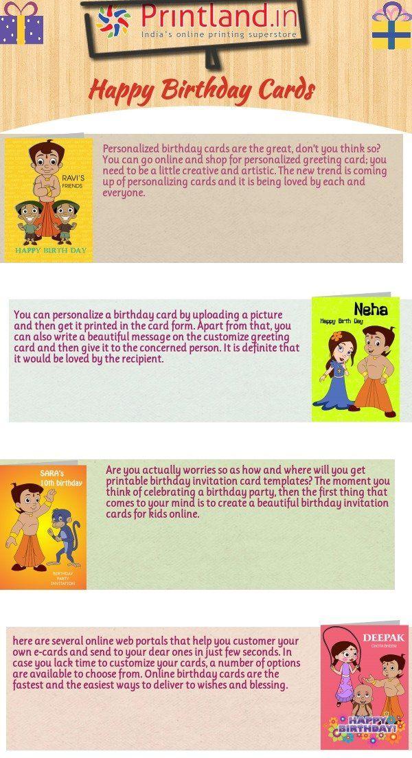 Printable Birthday Card Httpprintlanditemsbirthday
