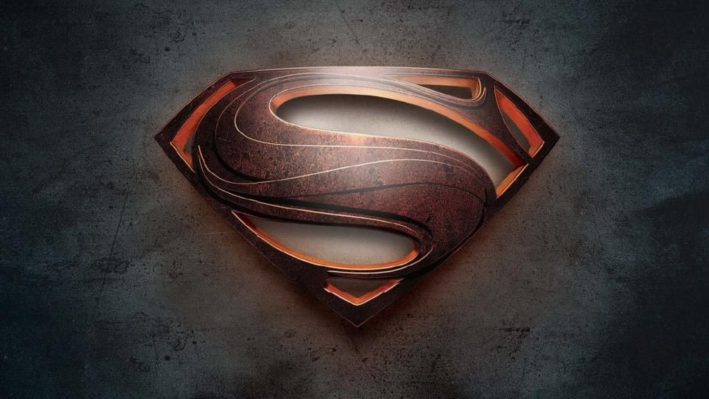 Best Wallpaper For Iphone X Superman Space Logo Man Of Steel Iphone