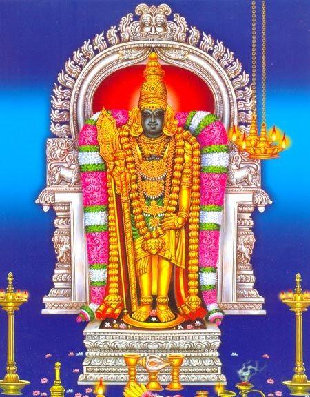Sri Swaminathaswami Temple in Swamimalai, Thanjavur