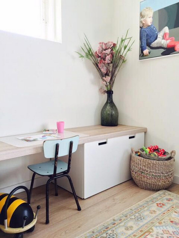 Versatile And Practical Toys Storage Options At Home Ikea Hack Kids Room Childrens Desk Ikea Kids