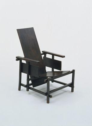 by gerrit rietveld designed in 1918 furniture design chair rh pinterest com 1918 furniture mall 1918 furniture balakong