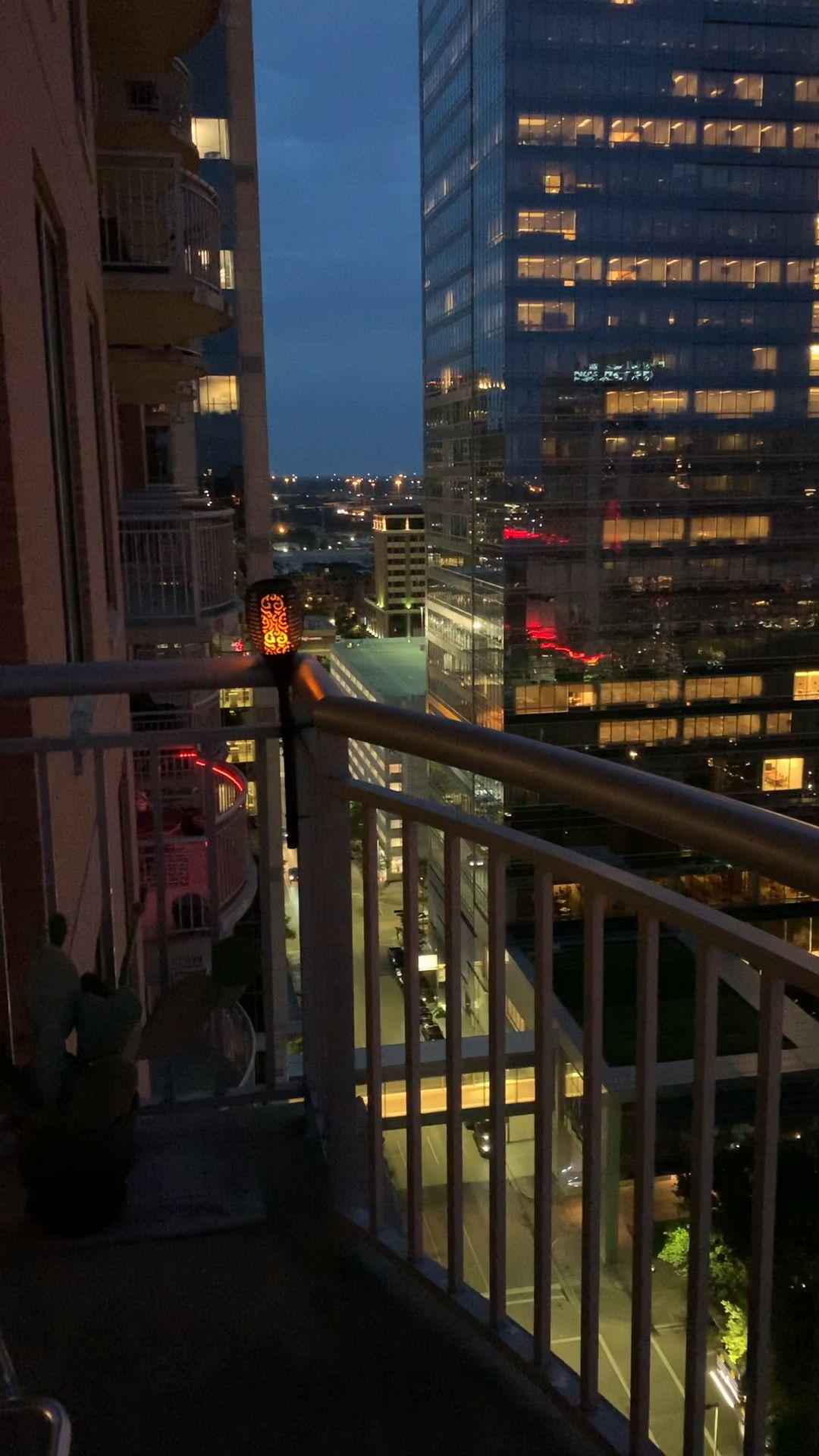 Balcony #balconylighting