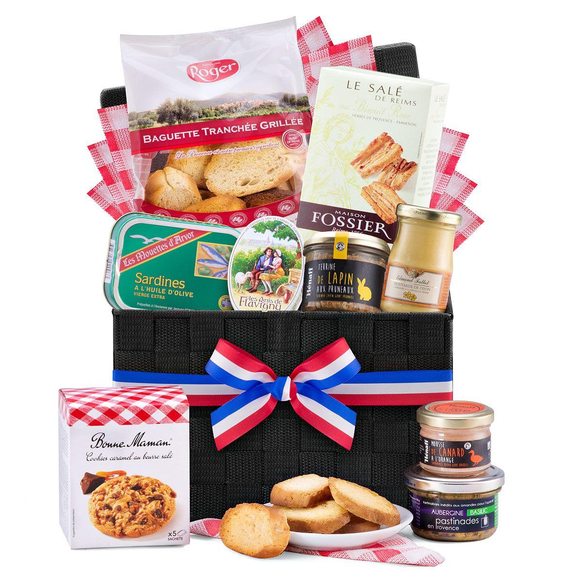 French gourmet gift picnic hamper gourmet gifts gourmet