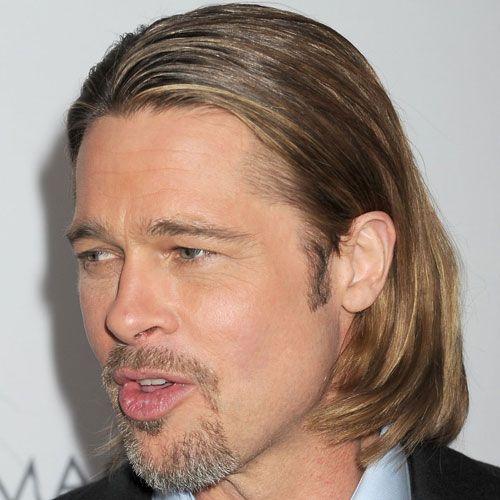The Best Brad Pitt Haircuts Hairstyles Ultimate Guide Brad Pitt Long Hair Brad Pitt Hair Brad Pitt Short Hair