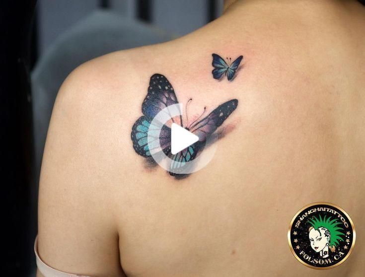 Photo of Can a butterfly tattoo be made in every body? – Page … – Ka …