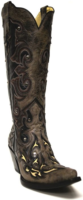 Corral Cowboy Boots A2402 | Women's Cowboy Boots | South Texas ...