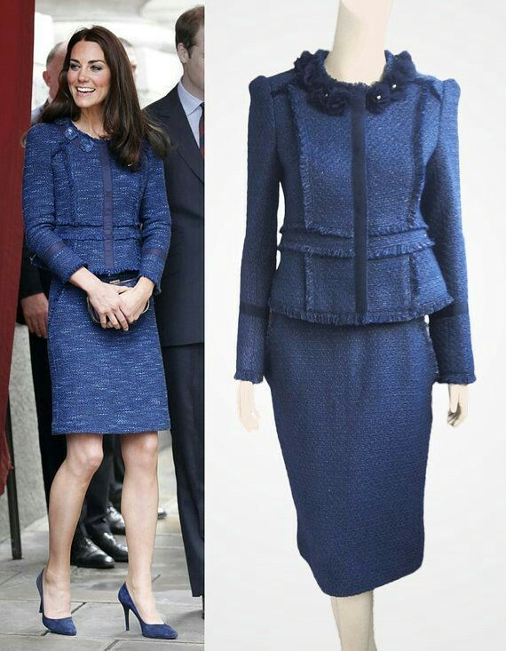 Pin By Alissa Ann On 5 Pinterest Tweed Kate Middleton And Kate