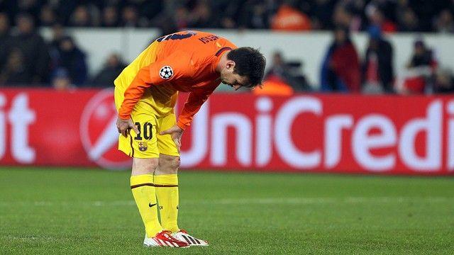 El Barça empata en París y pierde a Messi y Mascherano | Hora Punta http://www.horapunta.com/noticia/6580/DEPORTES/El-Bara-empata-en-Paris-y-pierde-a-Messi-y-Mascherano.html
