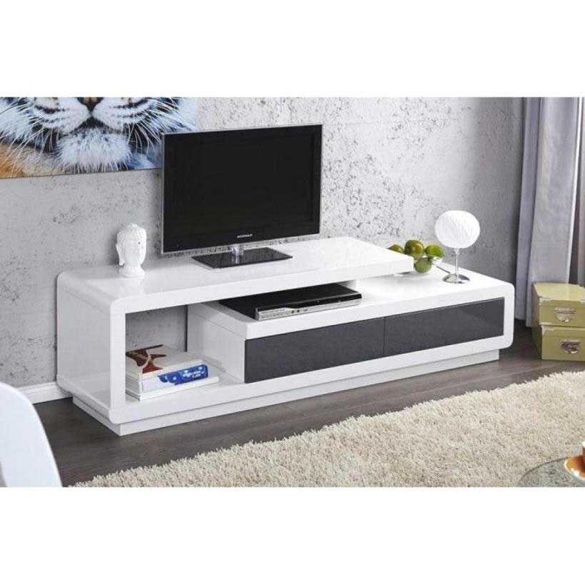 table basse assortie unique meuble tv