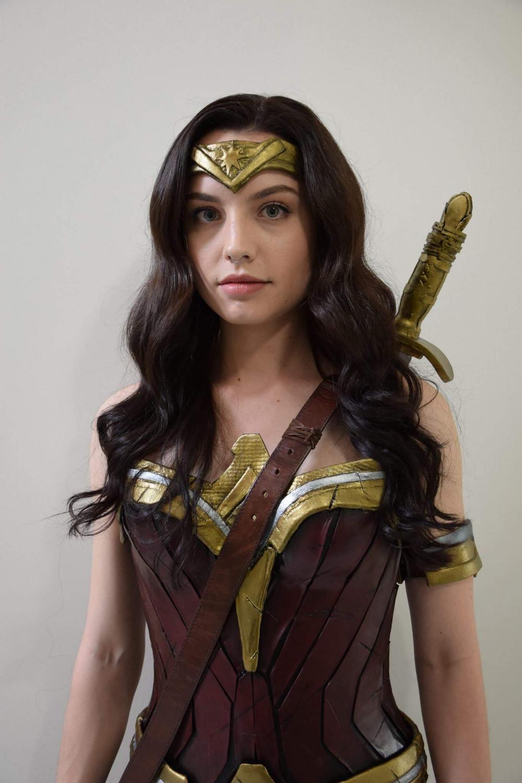 "A Wonder Woman Costume Starts with Worbla "" Adafruit Industr"