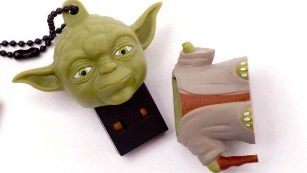 Was im Kopf du nicht hast, das auf deinem USB-Stick du haben solltest.