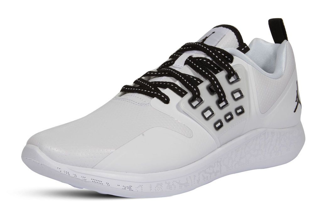 41edb7e9f8ec6 Jordan Grind Mens Running Shoes 11.5 White Black AA4302 110  Jordan   RunningShoes