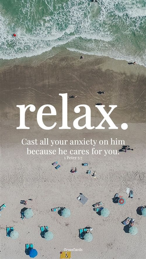 Relax Wallpaper Bible Wallpaper