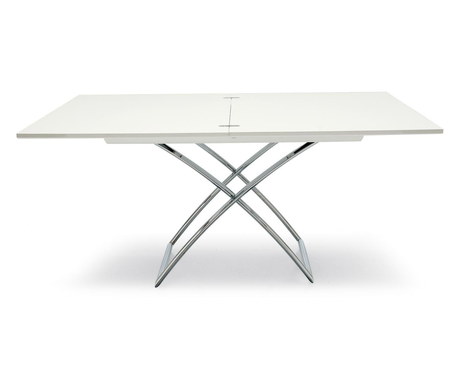 Calligaris Magic J Table Adjustable Height Adjustable Height Table Folding Coffee Table Extending Table [ 1280 x 1600 Pixel ]