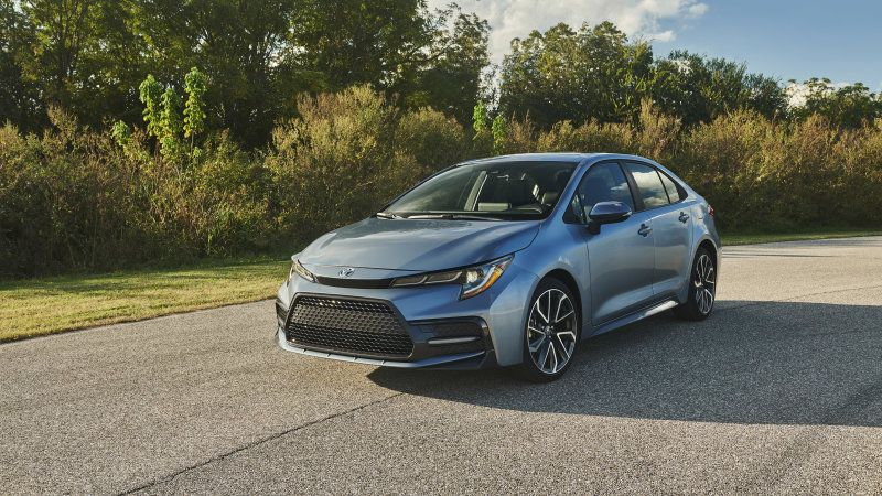2020 Toyota Corolla Sedan First Look With Photos Specs And Features Toyota Corolla Toyota Avensis Corolla Hatchback