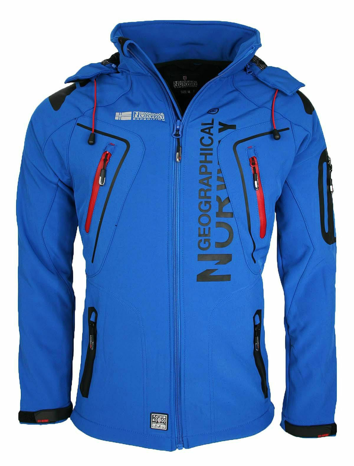 Geographical Norway Tangata Herren Softshell Funktions